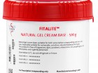 FITALITE™ NATURAL GEL CREAM BASE